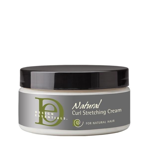 DESIGN ESSENTIALS Crème définition boucles 213g (Curl Stretching cream)