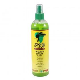 AFRICAN ESSENCE Weave Spray 6 in 1 355ml