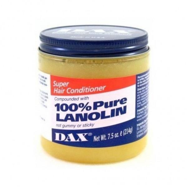 DAX Brillantine Pure Lanolin 213g