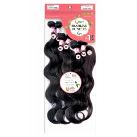 NEW BORN tissage BRESILIEN BODY WAVE 6PCS