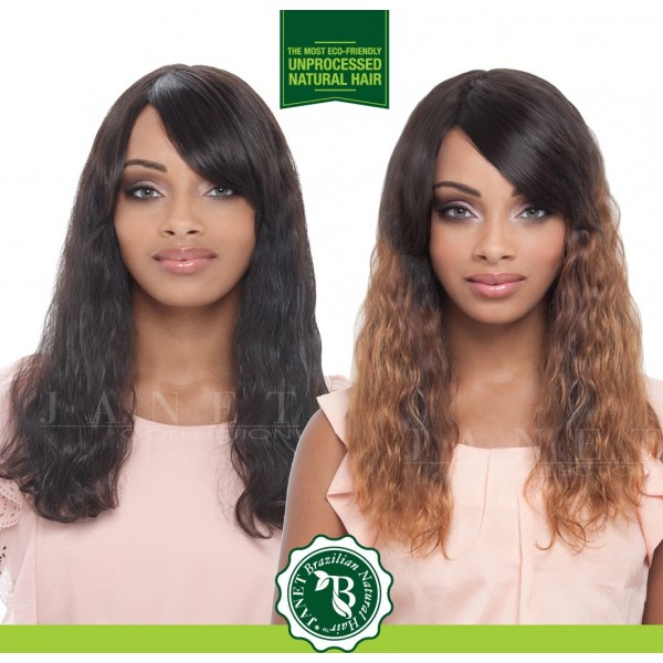 JANET perruque Brazilian NATURAL SUPER FRENCH