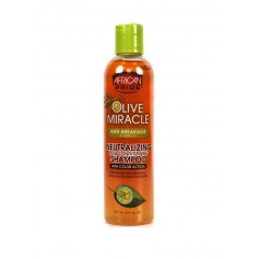 Shampooing neutralisant OLIVE MIRACLE 237ml