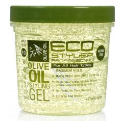 Gel de fixation à l'huile d'OLIVE