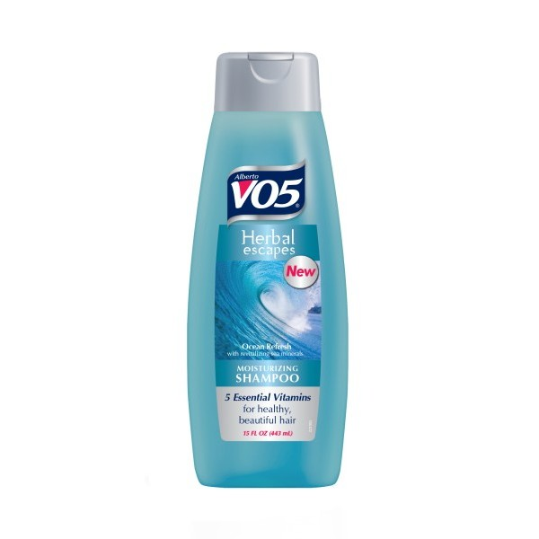 VO5 Shampooing hydratant revitalisant HERBAL ESCAPES 443ml