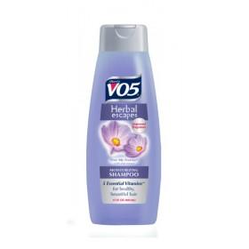 VO5 Shampooing hydratant FREESIA ALOE VERA 443ml