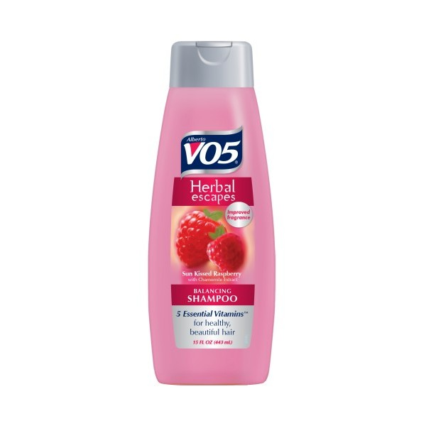 VO5 Shampooing hydratant FRAMBOISE CAMOMILLE 443ml