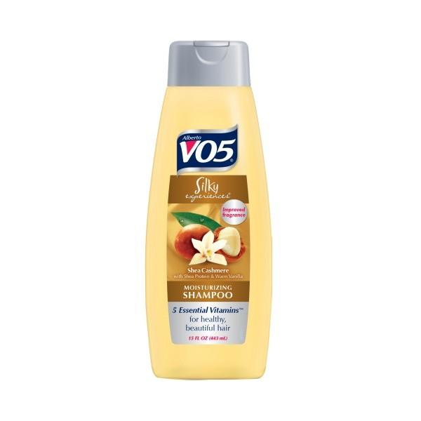 VO5 Shampooing hydratant CACHEMIRE KARITE VANILLE 370ml