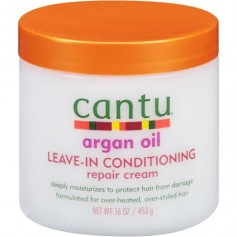 """CANTU Detangler without rinsing ARGAN """"LEAVE-IN CONDITIONING"""" 453g"""