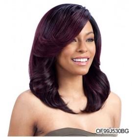 MODEL BREEZY wig (3 Way Lace Part)