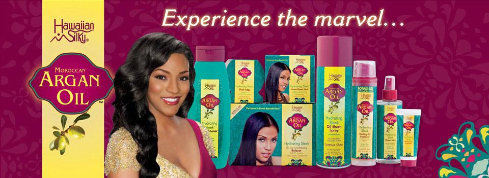 Hawaiian Silky products