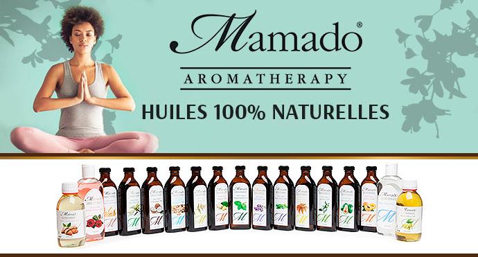 Huiles MAMADO Aromatherapy