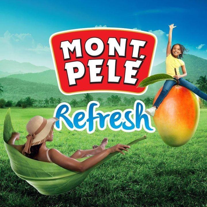 MONT PELE Martinique boisson