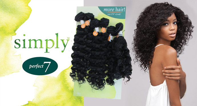 NATURAL CURLY OUTRE TISSAGE BRESILIEN