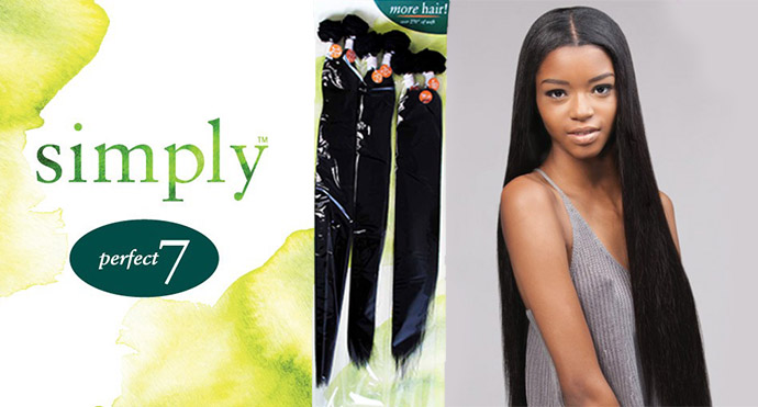 OUTRE NATURAL STRAIGHT TISSAGE BRESILIEN