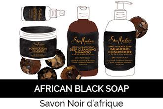 Découvrez la gamme African Black Soap