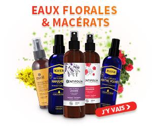 EAUX FLORALES & MACÉRATS