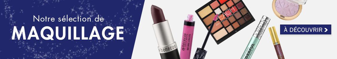 CLIQUEZ ICI - Découvrez notre sélection de maquillage