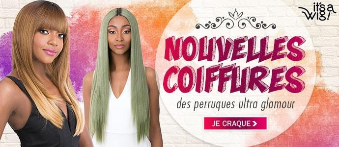 Nouvelles coiffures IT S A WIG Septembre 2019, cliquez vite >>>