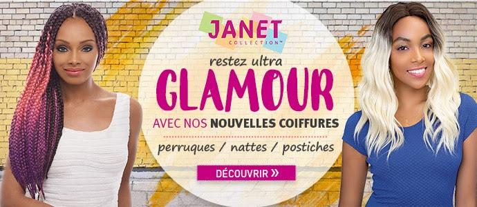 Nouvelles coiffures JANET Juillet 2019 >>