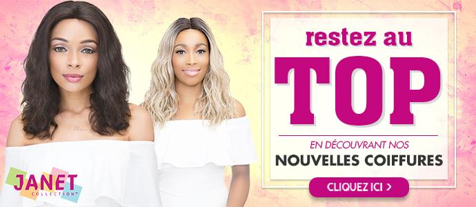 Nouvelles coiffures JANET Janvier 2019