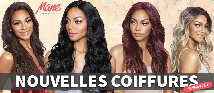 Nouvelles coiffures MANE CONCEPT JANVIER 2019