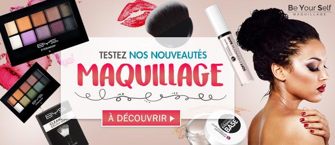 Nouveautés Maquillage Octobre 2018 >>>