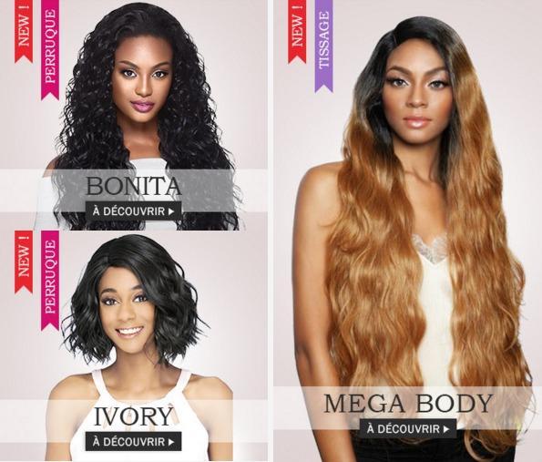 Nouvelles coiffures JANVIER 2019 >>>