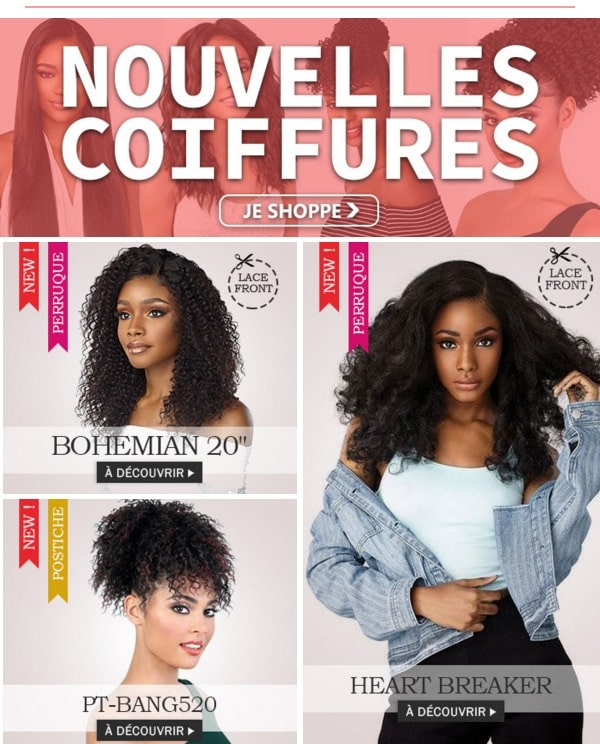 Nouvelles coiffures mi novembre 2019 cliquer ici >>>