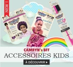 Nouveaux accessoires de coiffure pour ENFANTS de la marque CAMRYN'S >>>