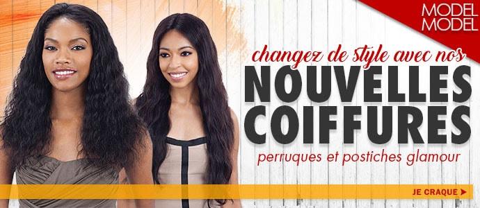 Nouvelles coiffures MODEL MODEL Sept 2019 >>>