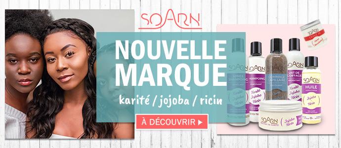 Nouvelle marque SOARN dédiée aux femmes noires et métissées >>