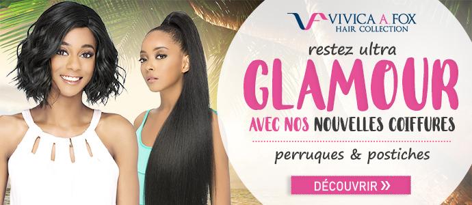 Nouvelles coiffures VIVICA FOX Janvier 2019 >>