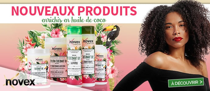 Nouvelle gamme COCO de la marque NOVEX >>>