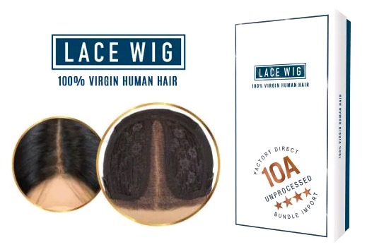 Perruque Sensationnel LACE WIG 10A