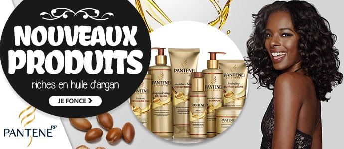 Nouvelle marque PANTENE GOLD, cliquer ICI >>>