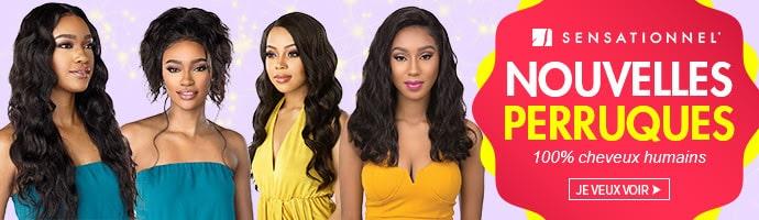 Nouvelles coiffures SENSATIONNEL fin Novembre 2019 >>>