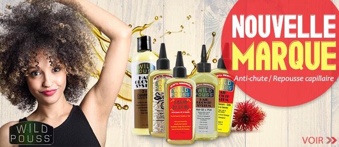 Nouvelle marque WILDPOUSS pour la repousse des cheveux >>>