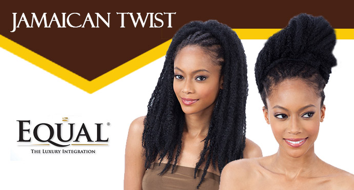 JAMAICAIN TWIST EQUAL