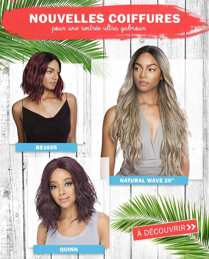 Nouvelles coiffures de la Rentrée 2018