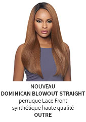 OUTRE DOMINICAN BLOWOUT STRAIGHT