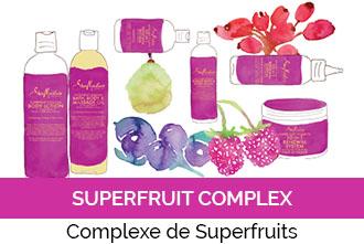 Découvrez la gamme Superfruit Complex