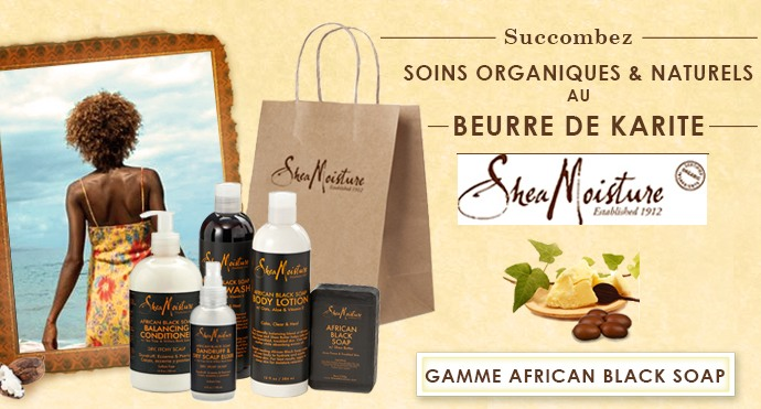 GAMME AFRICAN BLACK SOAP