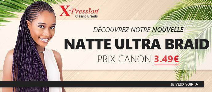 Nattes X PRESSION pas cher cliquer ici >>>