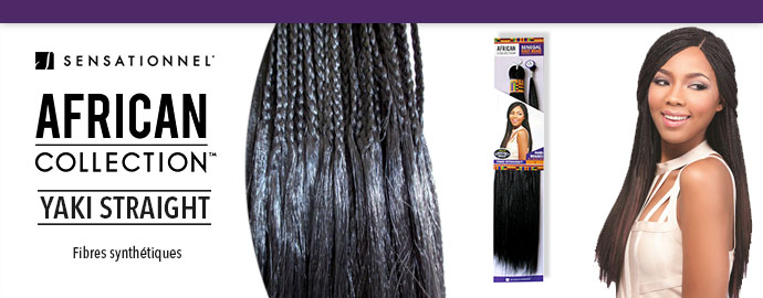 SENSATIONNEL NATTE YAKI STRAIGHT SENEGAL