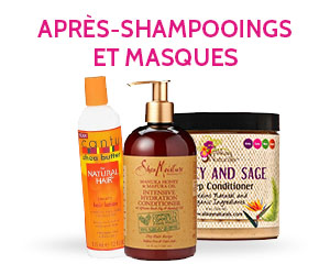 APRES SHAMPOOING & MASQUES NAPPY