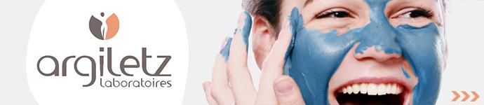 Cliquez ici pour découvir la marque ARGILETZ pour le visage