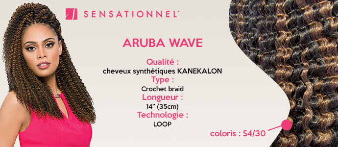 SENSATIONNEL, aruba wave