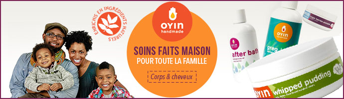OYIN HANDAMADE - SUPERBEAUTE.fr