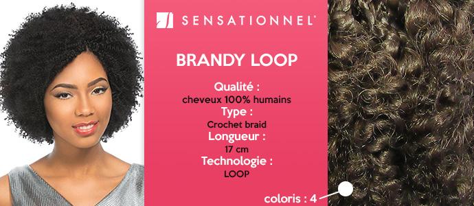 SENSATIONNEL, brandy loop
