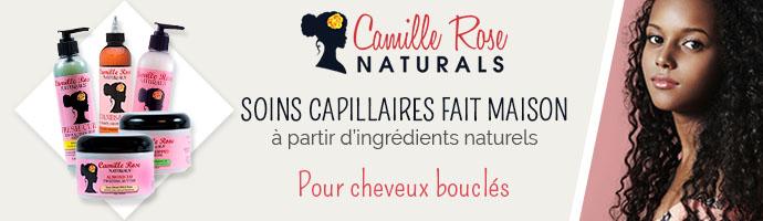 CAMILLE ROSE NATURALS - SUPERBEAUTE.fr